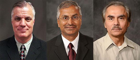 SPE 2015 International Award Winners - Thomas Blasingame, Akhil Datta-Gupta, and A. Rashid Hasan