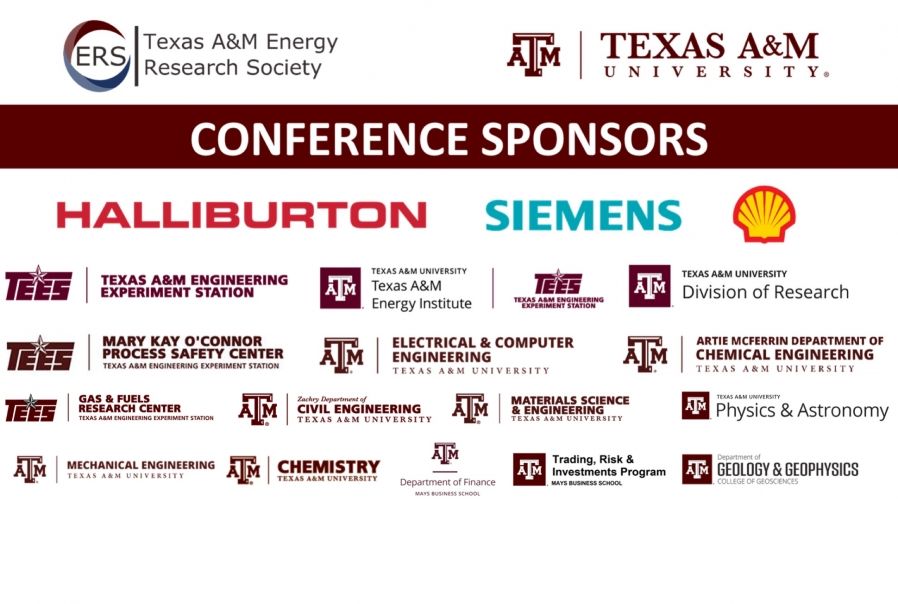 Texas A&M Conference on Energy: Sponsors