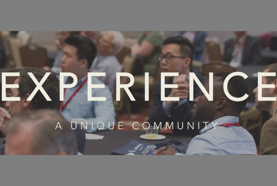 Texas A&M Conference on Energy: Experience A Unique Community