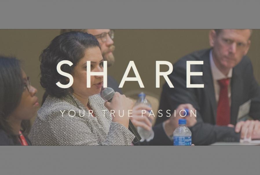 Texas A&M Conference on Energy: Share Your True Passion