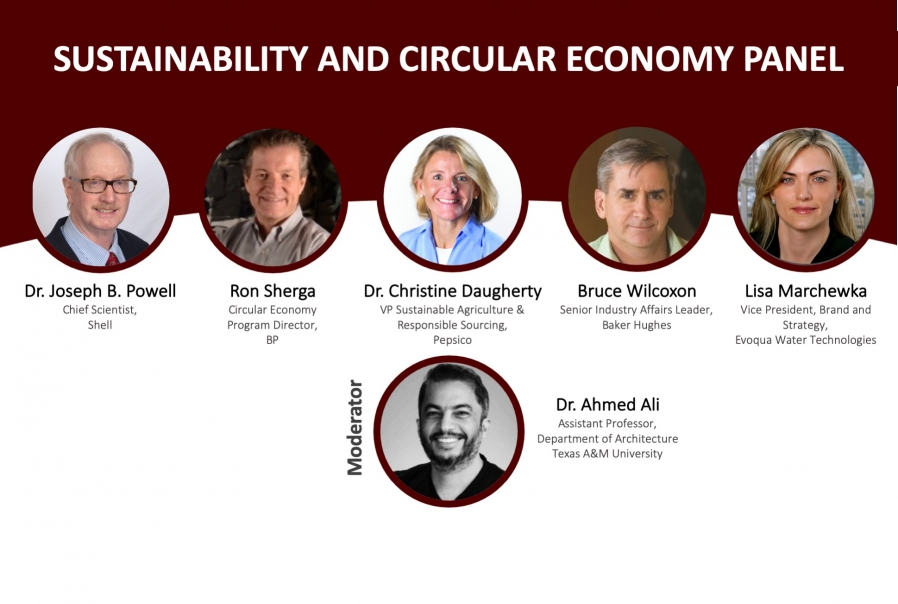 Names of Sustainability and Circular Economy Panel Members