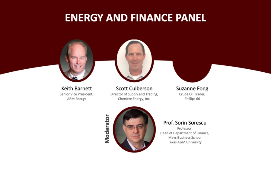 Names of Energy and Finance Panel Members