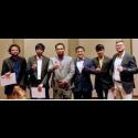 2nd Annual U-Challenge: Team Davis-Gary: 1st Place Graduate Level – Left to Right: Salih Emre Demirel, Shachit Shankaran Iyer, Mohammed Alvi, Ishan Bajaj (Team Leader), Akhil Arora, Spyridon Tsolas