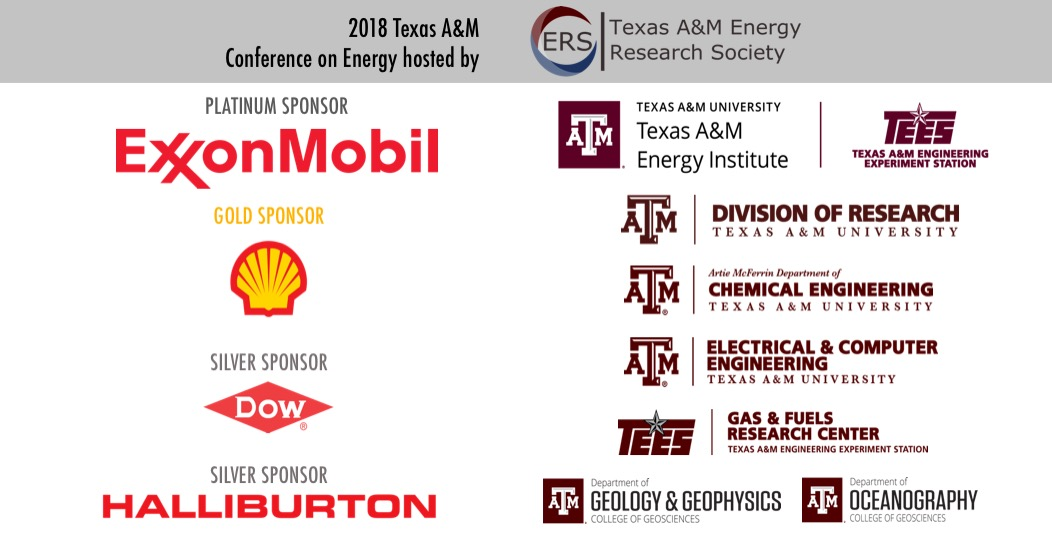 Texas A&M Conference on Energy: 2018 Sponsors