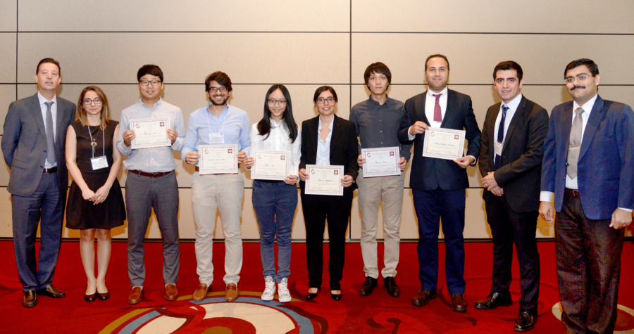 Oral and Poster Presentation Awards