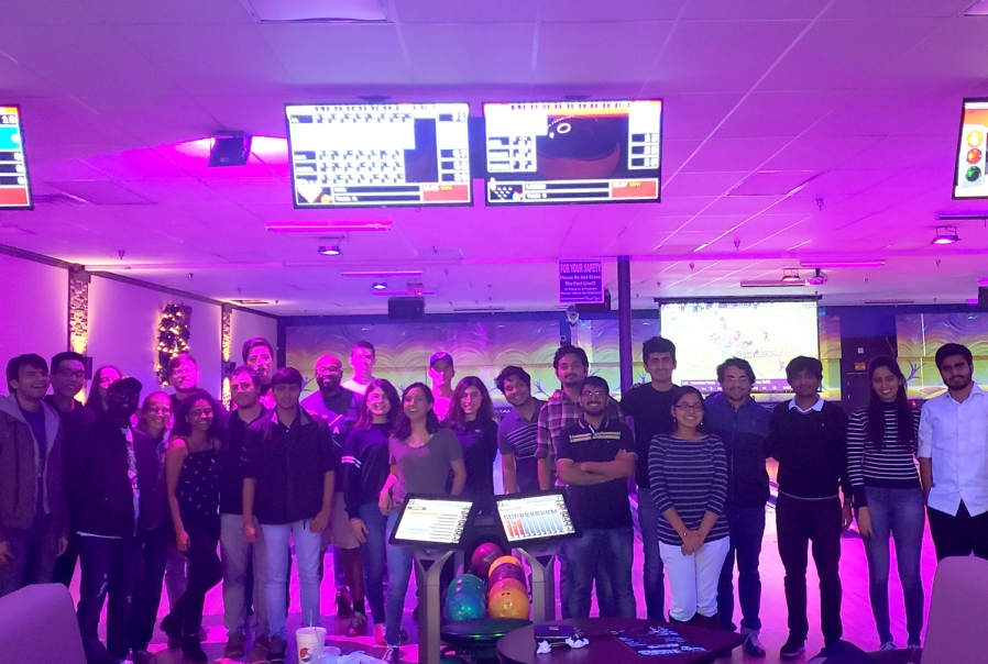 Fall '18 Bowling Event