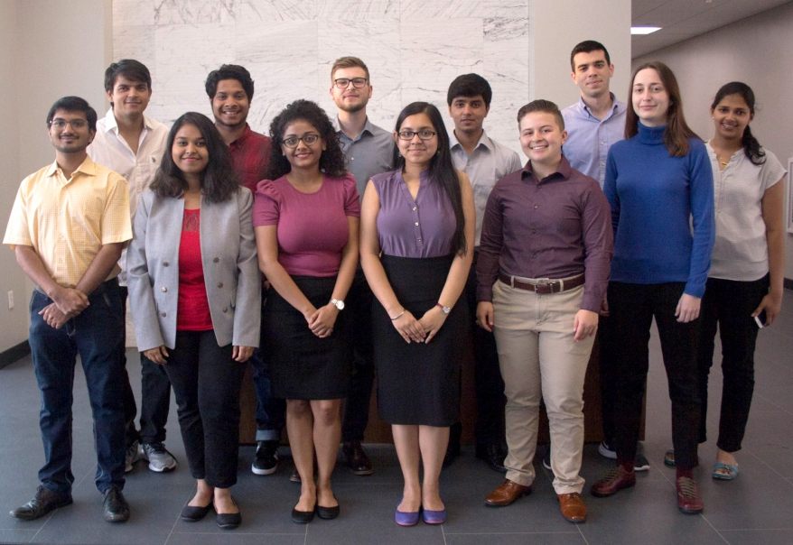 2018-2019 Energy Research Society Leadership
