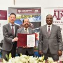 TEES Gas and Fuels Research Center and Texas A&M Energy Institute Form Partnership