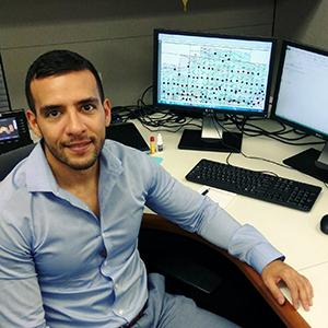Francisco Tovar - 2016-17 Energy Institute Fellow