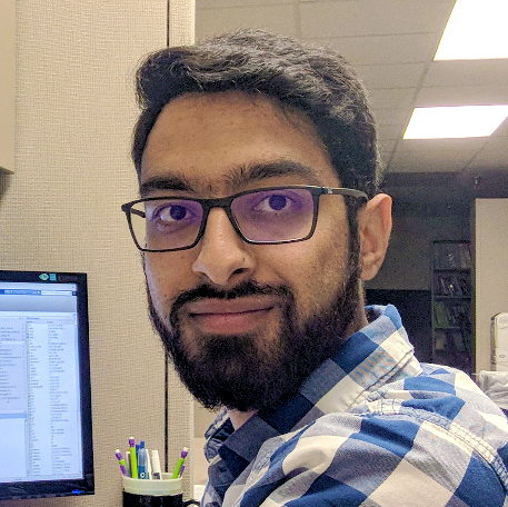 Sualeh Khurshid - 2019-20 Energy Institute Fellow